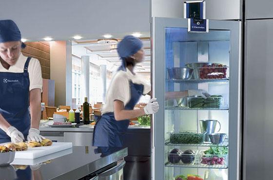 PKS Electrolux Professional Refridgeration